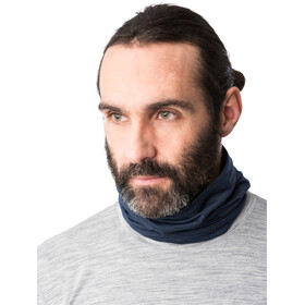 super.natural Wanderlust Neckwarmer, blue iris melange